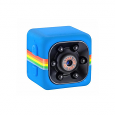 MINI VIDEOCÁMARA FULL HD 1080P AZUL