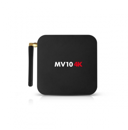 Mini PC Smart TV MV10 4K 9.0 Quad Core 4GB/32GB