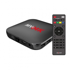 Mini PC Smart TV MV12 4K 8.1 Quad Core 2.0GHZ 2GB RAM