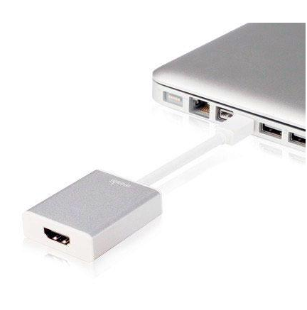 Conversor Mini DisplayPort a HDMI