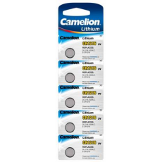 Boton Litio CR1216  3V (5 pcs) Camelion