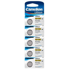 Boton Litio CR1620 3V (5 pcs) Camelion