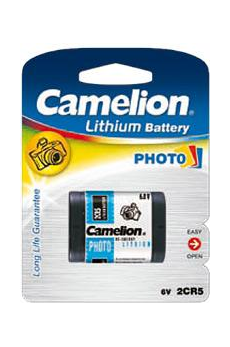 Litio 2CR5 6V (1 pcs) Camelion