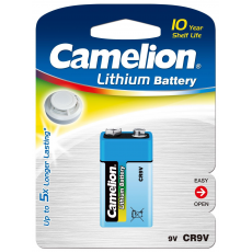 Litio 9V (1 pcs) ER9V Camelion