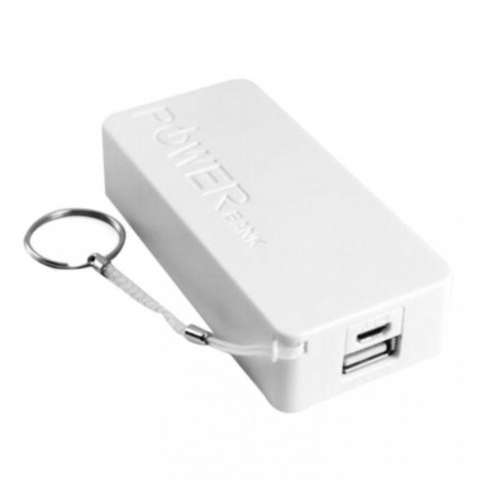 Power Bank 5600mAh Blanco Biwond