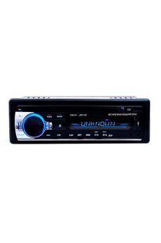 Radio FM MP3 Bluetooth USB 60W Coche