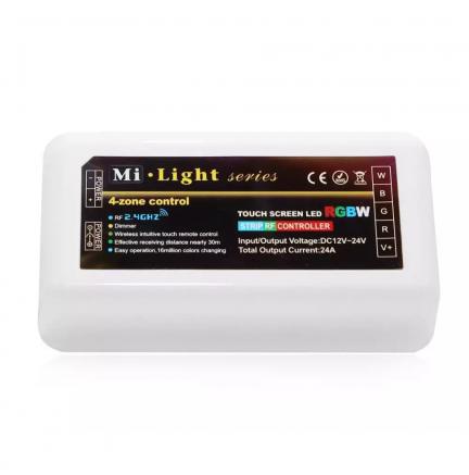 Receptor Wifi Tira Led Color RGBW