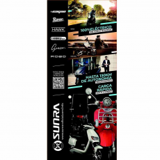 Roll-Up Sunra Todas