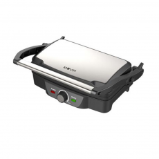 Sandwichera Grill Inoxidable 1600W 180º MUVIP