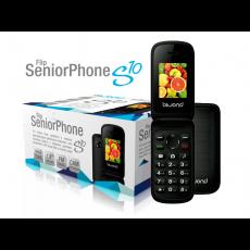 5a247d6b272 Biwond S10 DualSIM+Camara+Bluetooth+Radio Flip SeniorPhone Negro