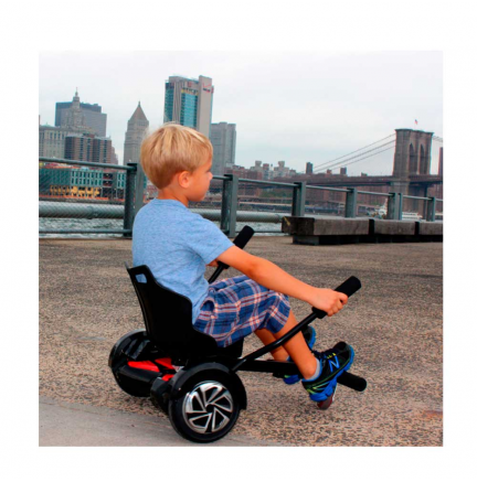 Smart Balance Sit Down Kart Plus Azul
