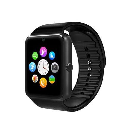 SmartWatch GT08 SIM+SD+BLUETOOTH Negro