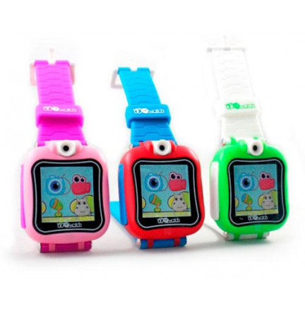 Smartwatch Kids Wowatch Verde (Foto y Video)