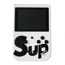 Consola SUP Game Box 400 Juegos Blanco