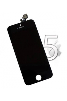 Pant. Tactil + LCD iPhone 5 Negra