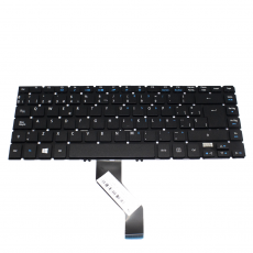 Teclado Acer Aspire V5-452 V5-473 Negro con Backlight