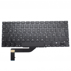 Teclado Apple MacBook A1398 Negro