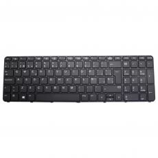 Teclado HP EliteBook 450 455 470 G3 G4 Negro