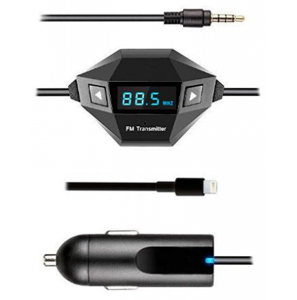 Transmisor FM Wireless Apple Lightning