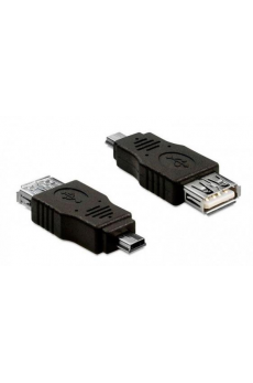 Adaptador USB a Mini USB H/M