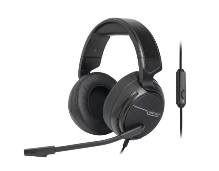 E-Nuc Auriculares Gaming WIN (Auriculares Gaming con Micrófono Abatible, Diseño Actu